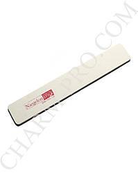 Ногтевая пилочка Niegelon 100/100 прямоугольная белая
