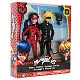 Леди Баг набор кукол Леди Баг и Супер Кот с питомцами / Dolls Lady Bug and Cat Noir BANDAI, фото 7