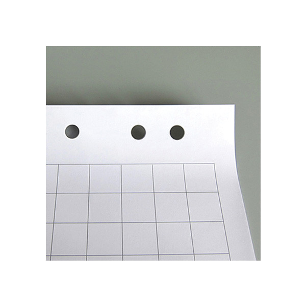 Блок паперу для фліпчарту, 64х90 см, 20 арк., клітка. 8061-A
