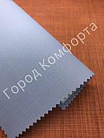 Рулонная штора LEN голубой, фото 1