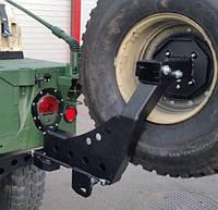 Крепление запасного колеса для  HUMMER H1