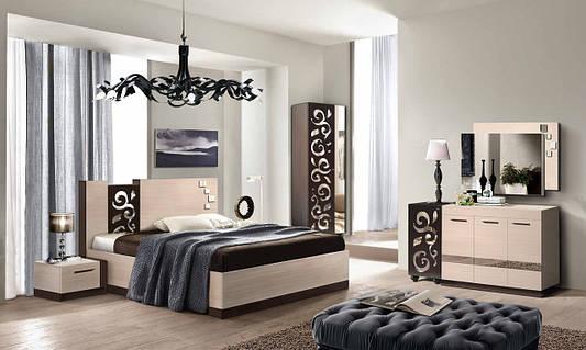 Спальня Сага Мастер форм
