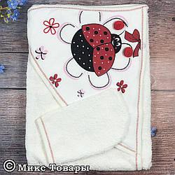 Турецкое полотенце для малышей Размер: 75х 75 см (6814)