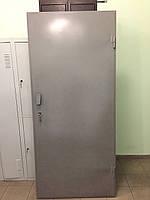Дверь входная металлическая техническая