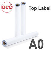 Océ Top Label, 0,841х175 м, 75 г/м2 (А0)