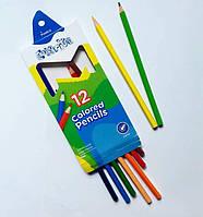 Набор цветных карандашей 12 MARCO 1100/12СВ