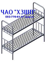Кровать армейская двухъярусная КРА-11