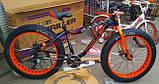 "Фэтбайк - велосипед Thriller Crossover 26"", фото 3"