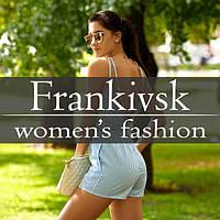 Літній комбінезон в полоску - ідеальний варіант для модниць цим жарким літом. Frankivsk Fashion