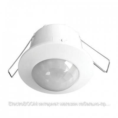 Датчик движения Horoz Corsa 360 белый