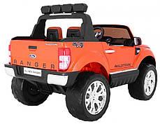 Детский электромобиль Ford Ranger LCD, фото 3