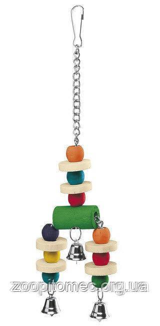 Игрушка для попугаев зоомагазин Зоопитомец