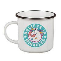 "Красивая чашка для кофе ""Единорог"" KRC_18J035"