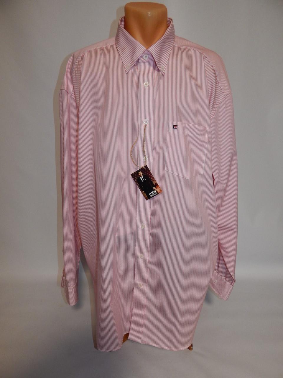 Мужская рубашка с длинным рукавом Casa Moda 116ДР р.58