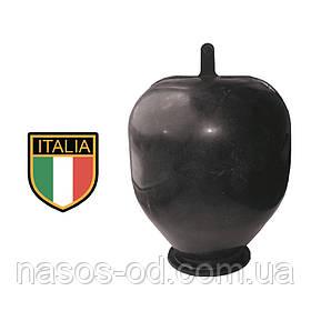 Мембрана груша для гидроаккумулятора (с хвостом) Ø80 36-50л EPDM Aquatica (Италия)