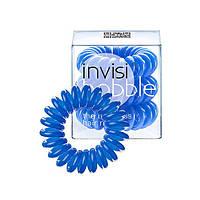 Резинка-браслет для волос Invisibobble Navy Blue
