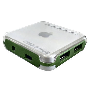 USB хаб на 4 порта 2.0 APPLE GT-20 D100