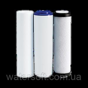 Комплект картриджей  для тройных фильтров (для жесткой воды)