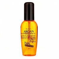 Эссенция для волос с аргановым маслом DEOPROCE Argan Therapy Hair Essence, 80 мл