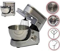 Кухонный комбайн, тестомес,  планетарный миксер DMS 1400W, 5L, фото 1