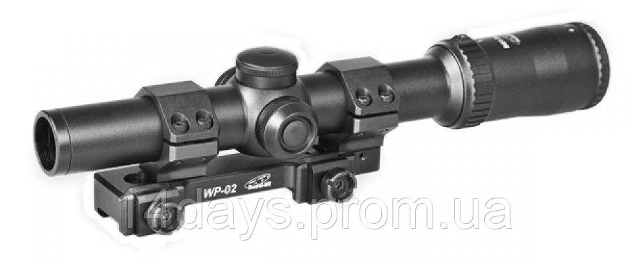 Оптический прицел Dedal DHF 1-7x24