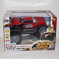 Машинка 20 см на радио-управлении Maisto Rock Crawler JR