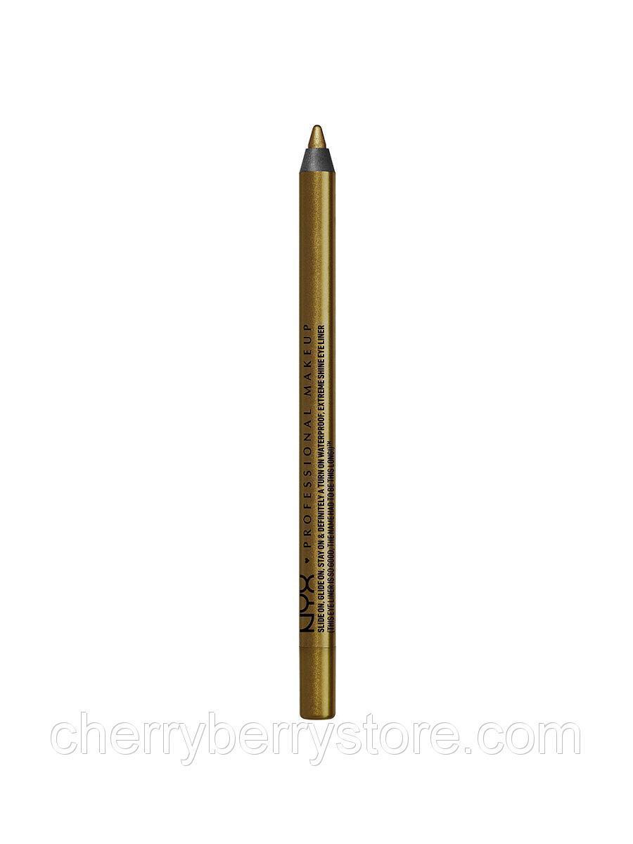 NYX Slide On Pencil Golden Olive