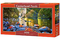 Пазлы Castorland 600 Утро, B-060191 (размер картинки: 68*30см)