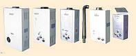Водонагреватели газовые проточные (колонки)
