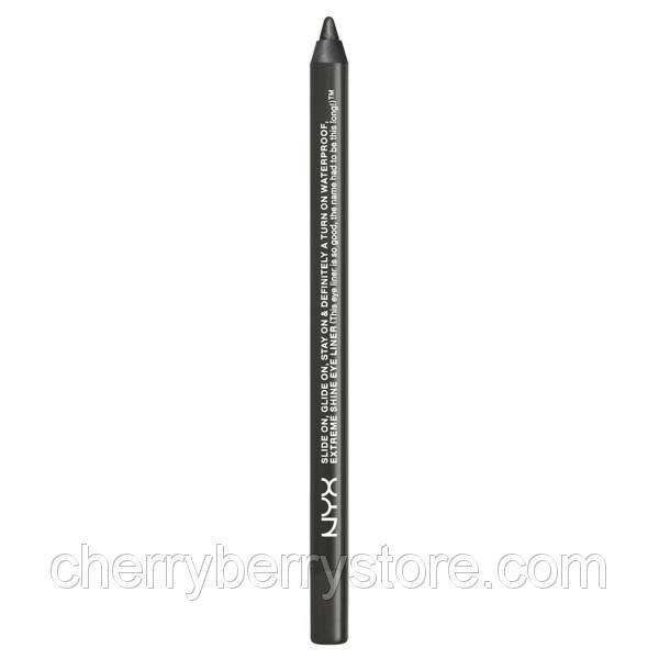 NYX Slide On Pencil Gun Metal