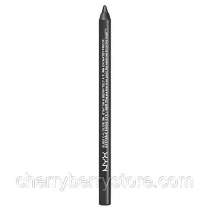 NYX Slide On Pencil Gun Metal, фото 2