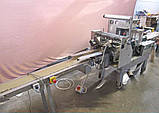 Бу горизонтальный упаковщик флоупак ягод STC до 50 упак/мин, фото 5