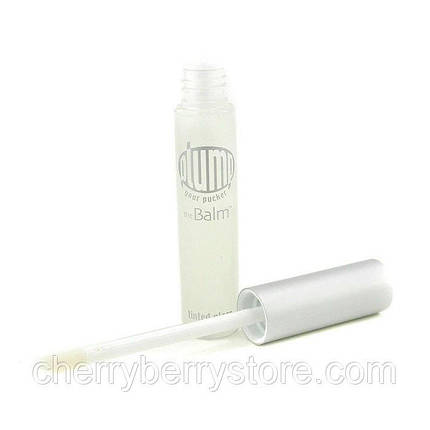 The BALM Lipgloss Balm Shelter Squeeze My Lemons, фото 2