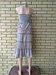Юбка-сарафан летняя в пол коттоновая JUMP, фото 4