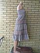 Юбка-сарафан летняя в пол коттоновая JUMP, фото 5