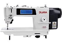 Duma DM 520B-D4 компьютерная промышленная швейная машина тяжелых тканей
