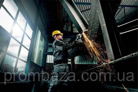Болгарка Metabo WEA 19-180 Quick RT, фото 2