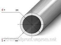 Труба н/ж 254х2,0 tig круглая матовая AISI 304 сталь нержавейка трубы нержавеющие цена купить