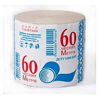Туалетная бумага макулатурная Альбатрос