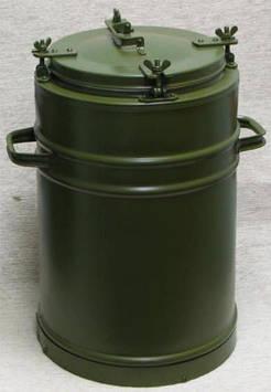 Термос армейский. Бак пищевой 36 л