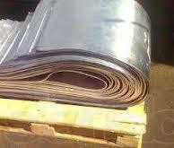 Свинцовый лист 2800х500х1,0мм