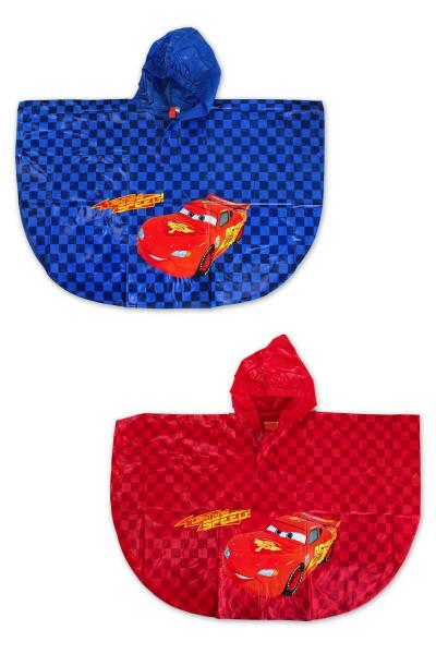 Дождевик-пончо для мальчиков Disney 92-116