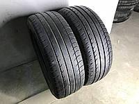 Шины бу 215/55R17 Michelin Pilot Exalto 2шт 5-5,5мм