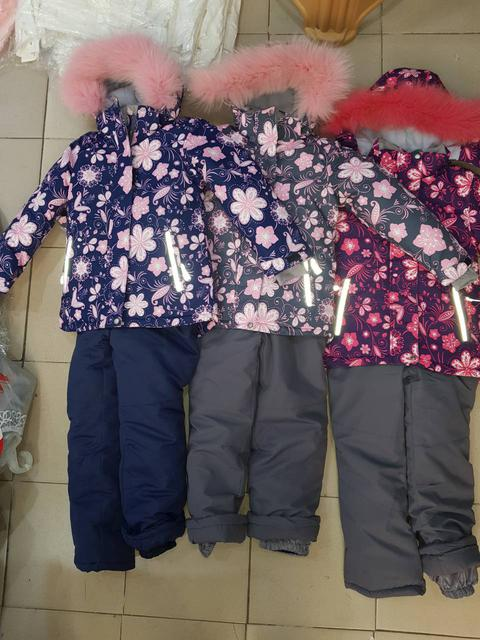 Зимние куртки,комбинезоны
