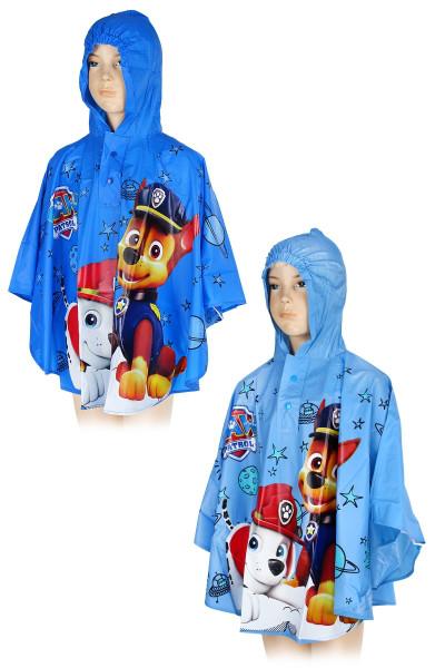 Дождевик-пончо для мальчиков Disney 98-128
