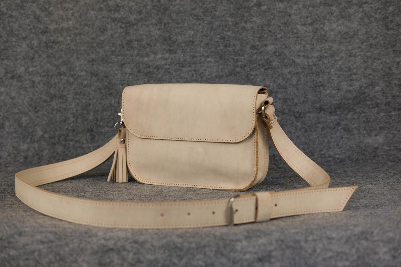 Женская сумочка «BerTy» |12005| Пастель | Слоновая кость