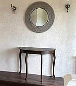 Консольный столик из массива бука Милано