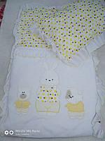 Конверт- матрасс с подушкой