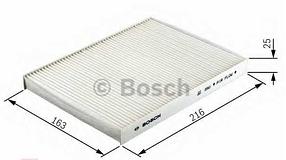 Фильтр салона 1 987 432 072 Bosch