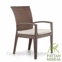 Кресло из ротанга Сицилия. Оптом от производителя, для баров, кафе, ресторанов, терассы или сада.